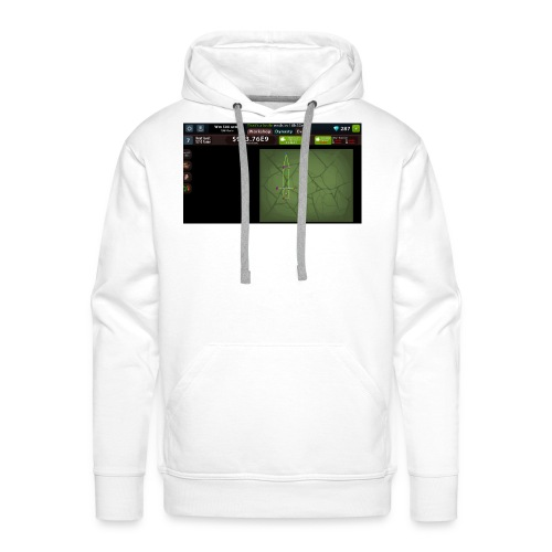 Now that's a knife - Men's Premium Hoodie