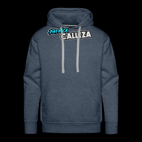 Patrick Calliza Official Logo - Men's Premium Hoodie