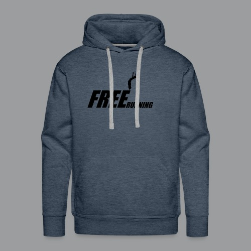 Freerunning Flip - Men's Premium Hoodie