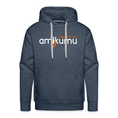 Kaptu min per Amikumu Blanka - Men's Premium Hoodie