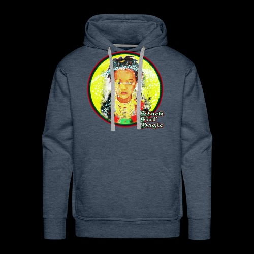 Black Girl Magic - Men's Premium Hoodie