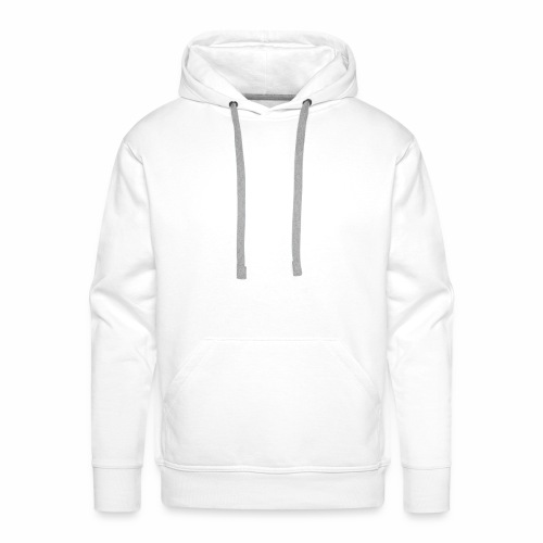 The Hockey-Box Logo - Men's Premium Hoodie