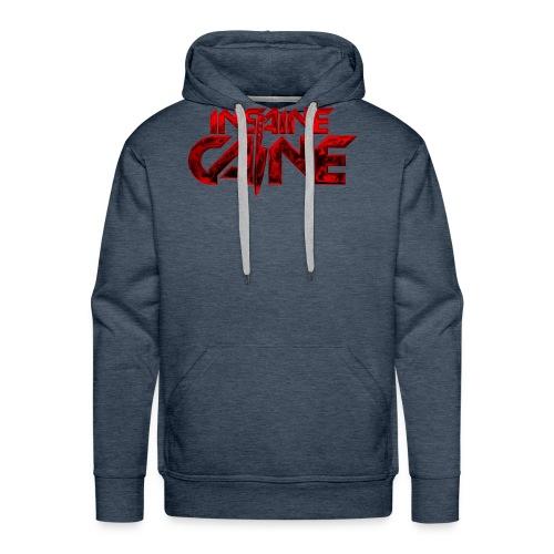 Insaine Caine - The Logo - Drop 2 - Men's Premium Hoodie