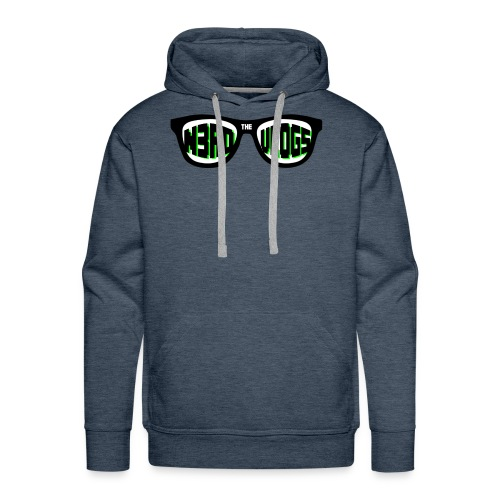 The_Nerd_Vlogs_-_logo - Men's Premium Hoodie