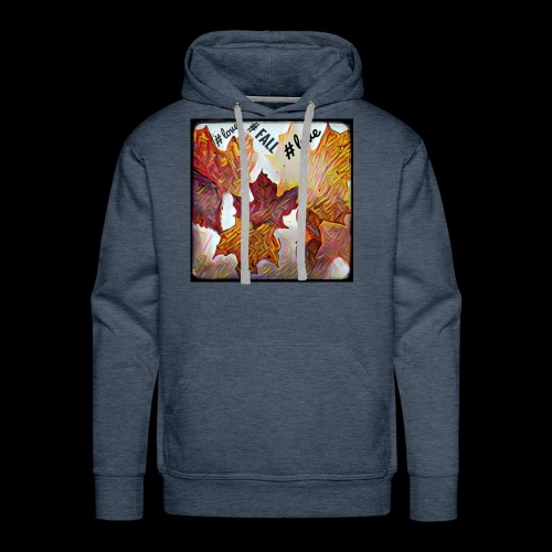 Love fall - Men's Premium Hoodie