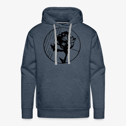BlackFlower - Men's Premium Hoodie