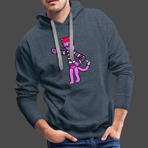 Kitty Kaliber - Men's Premium Hoodie