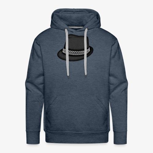 Bam FIlmz Logo - Men's Premium Hoodie