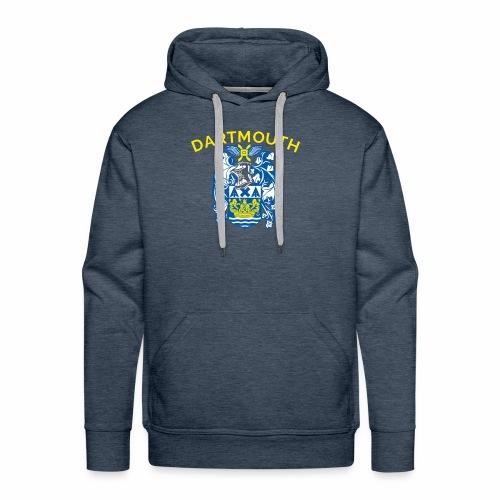 City of Dartmouth Coat of Arms - Men's Premium Hoodie