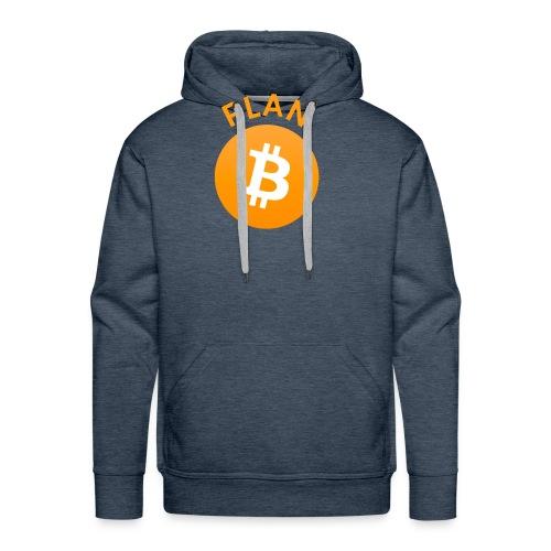 Plan B - Bitcoin - Men's Premium Hoodie