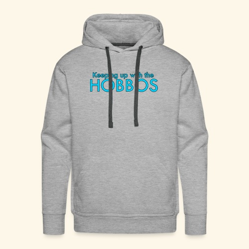 KEEPING UP WITH THE HOBBOS | OFFICIAL DESIGN - Men's Premium Hoodie
