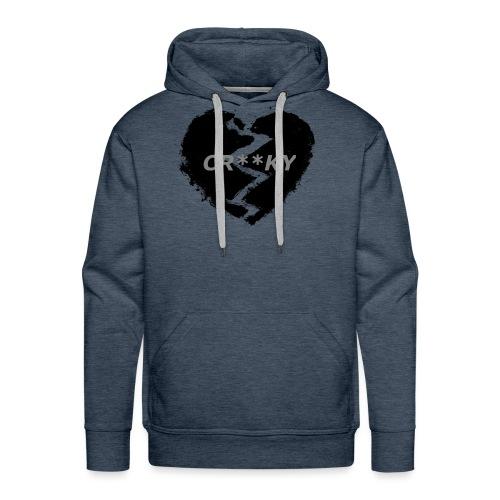 HeartBrake - Men's Premium Hoodie