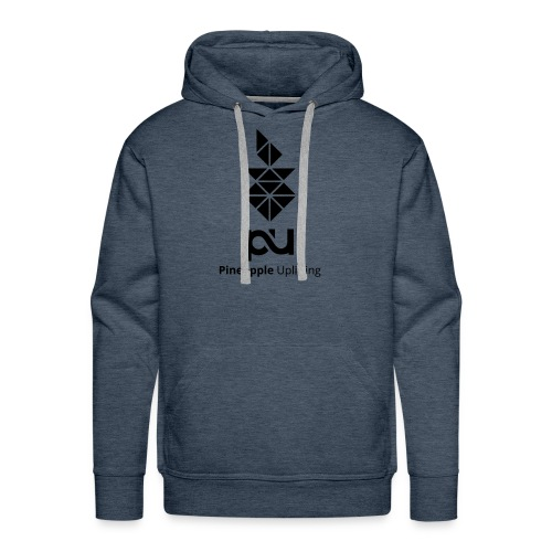 Pineapple Uplifting - Men's Premium Hoodie