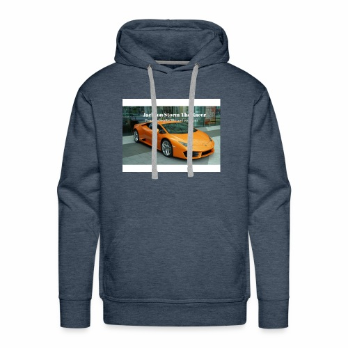 The jackson merch - Men's Premium Hoodie