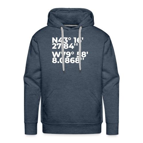 N43 W79 - Men's Premium Hoodie