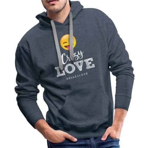 Crazy Love - Men's Premium Hoodie