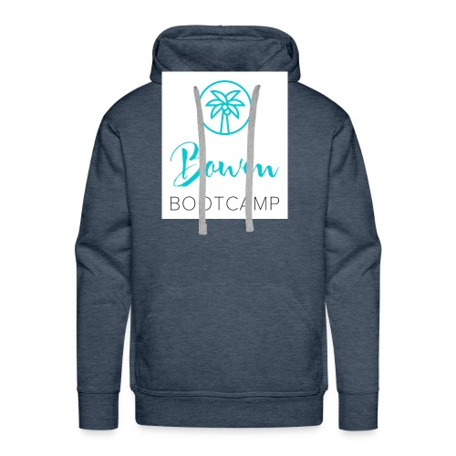 Bowen bootcamp active gear - Men's Premium Hoodie