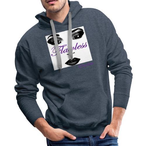 FLAWLESS PURPLE - Men's Premium Hoodie