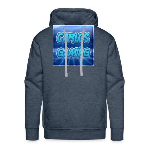 Carlos Gaming merchandise - Men's Premium Hoodie