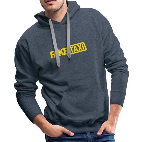 FAKE TAXI Duffle Bag - Men's Premium Hoodie