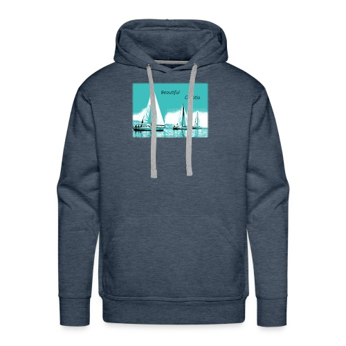 Beautiful Croatia - Men's Premium Hoodie