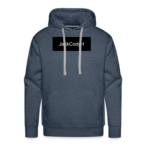 JackCodyH black design - Men's Premium Hoodie