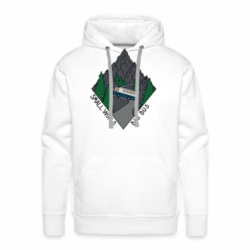 SMBB Original Colour - Men's Premium Hoodie