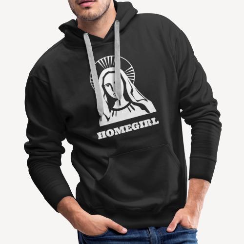 HOMEGIRL (MARY) - Men's Premium Hoodie