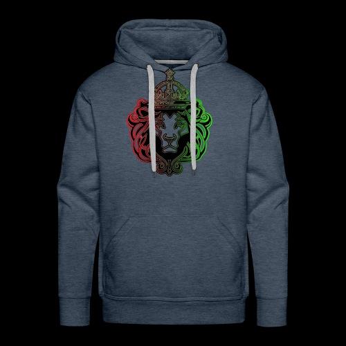 RBG Lion - Men's Premium Hoodie