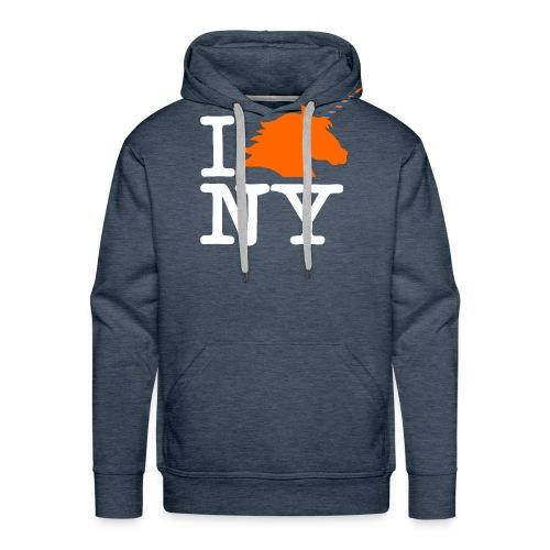 I Unicorn New York (Kristaps Porzingis) - Men's Premium Hoodie