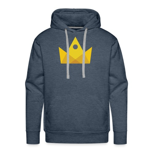 I am the KING - Men's Premium Hoodie