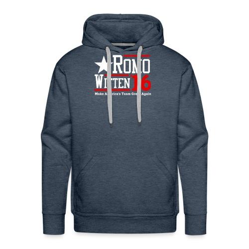Make America's Team Great Again - Men's Premium Hoodie