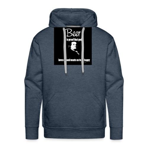 Beer T-shirt - Men's Premium Hoodie