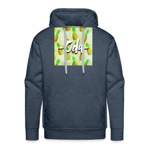 Odd Pineapple - Men's Premium Hoodie