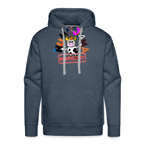HUMUJAMA - Men's Premium Hoodie