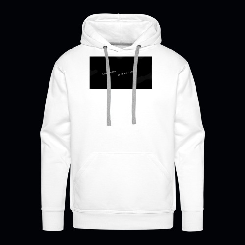 25 yrs and counting - Men's Premium Hoodie