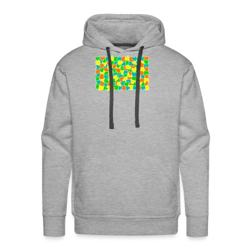Dynamic movement - Men's Premium Hoodie