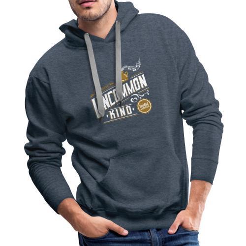 UK White - Men's Premium Hoodie