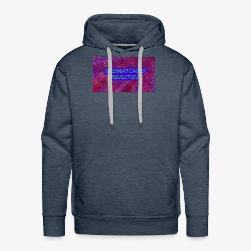 Brand name logo - Men's Premium Hoodie