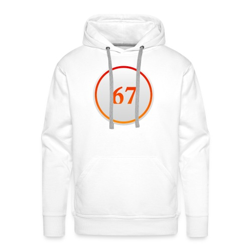 67 - Men's Premium Hoodie