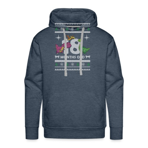 Christmas 18 months old - Men's Premium Hoodie