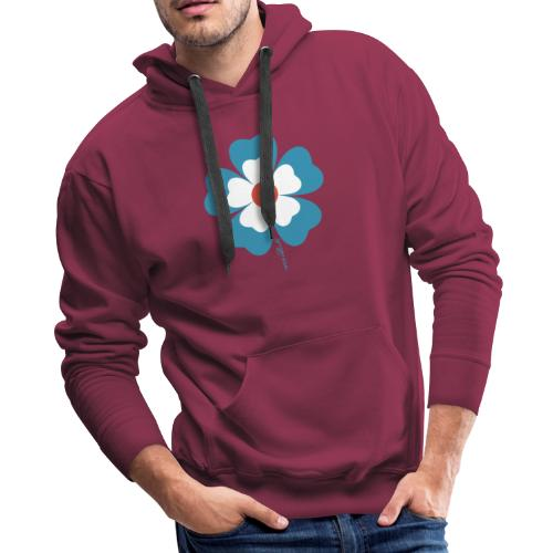 flower time - Men's Premium Hoodie