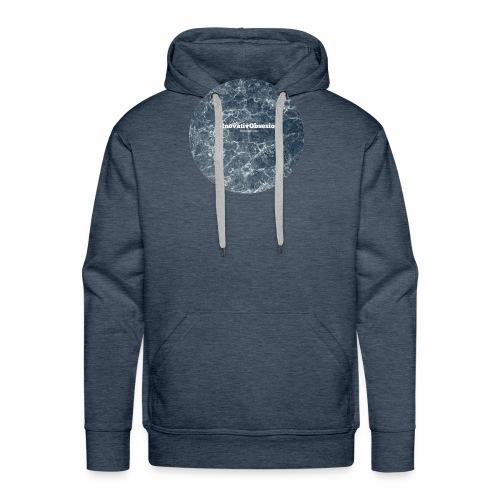 "InovativObsesion ""LEGEND RIPPLE"" apparel - Men's Premium Hoodie"