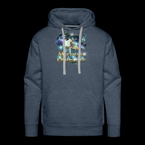 Mothers of Civilization - Men's Premium Hoodie