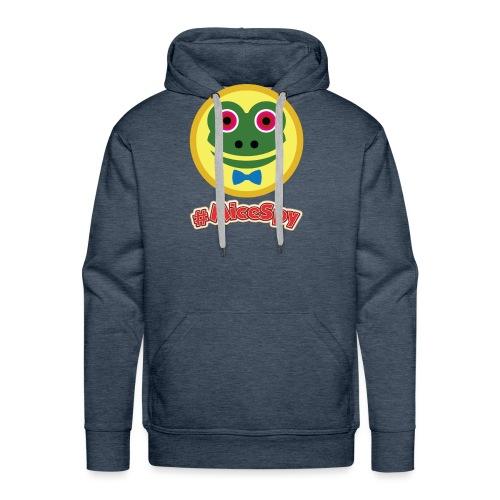 Mr Toad Explorer Badge - Men's Premium Hoodie
