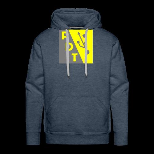 PDT Logo - Men's Premium Hoodie