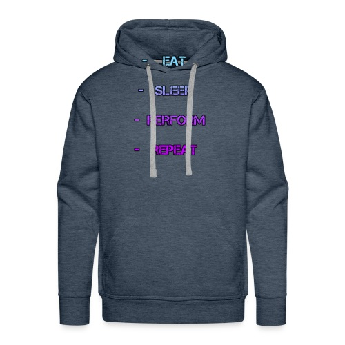 littlelaurzs productions T-shirt - Men's Premium Hoodie
