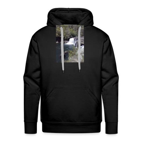 LRC waterfall - Men's Premium Hoodie