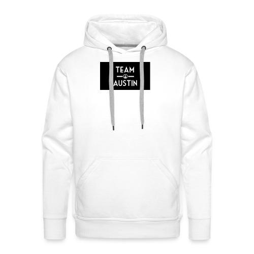 Team Austin Youtube Fan Base - Men's Premium Hoodie