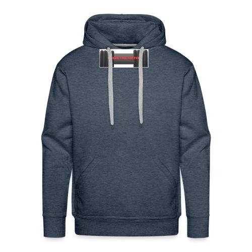 colin the lifter - Men's Premium Hoodie